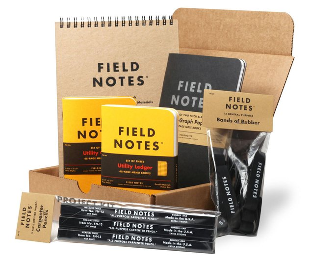 Field Notes Project Kit