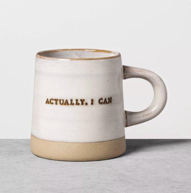 Hearth & Hand With Magnolia Stoneware Mug, $4.99