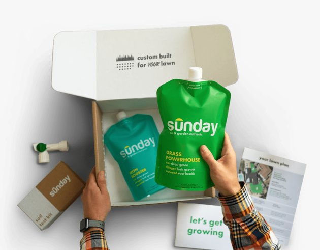 Sunday Lawn Care Subscription