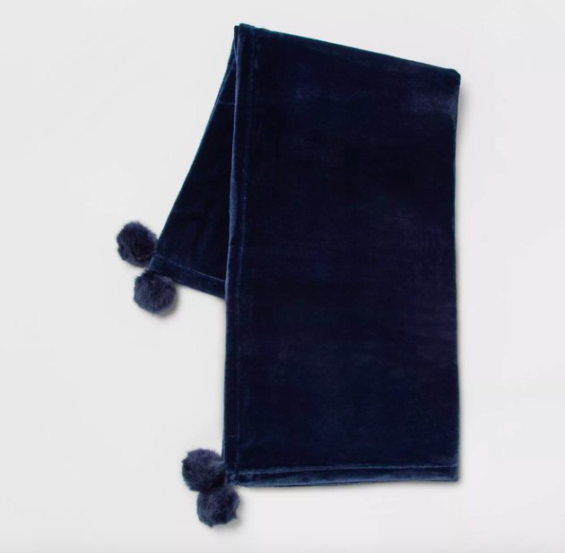 Opalhouse Faux Fur Throw, $10