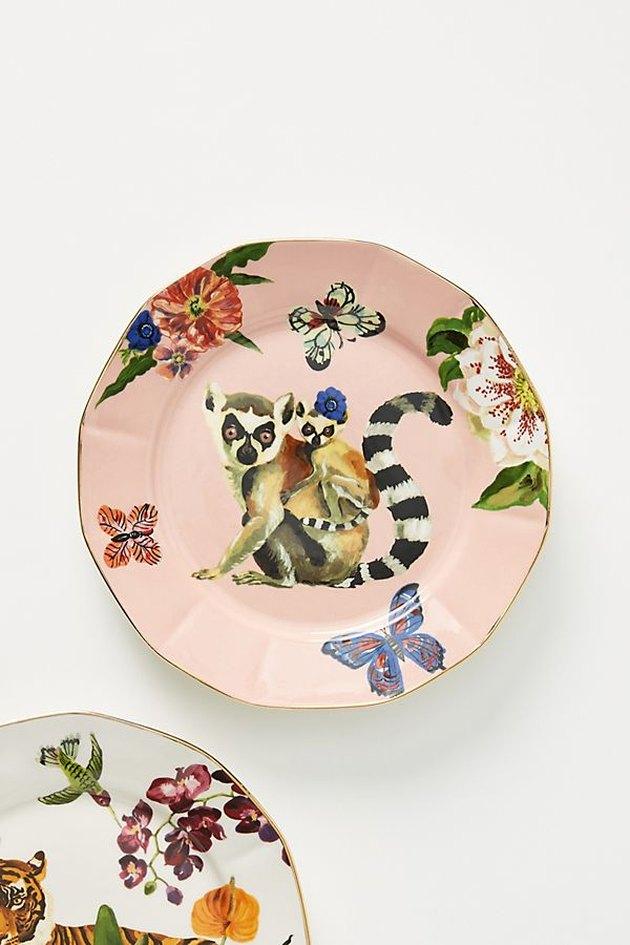 Anthropologie Lete Titania Dessert Plate