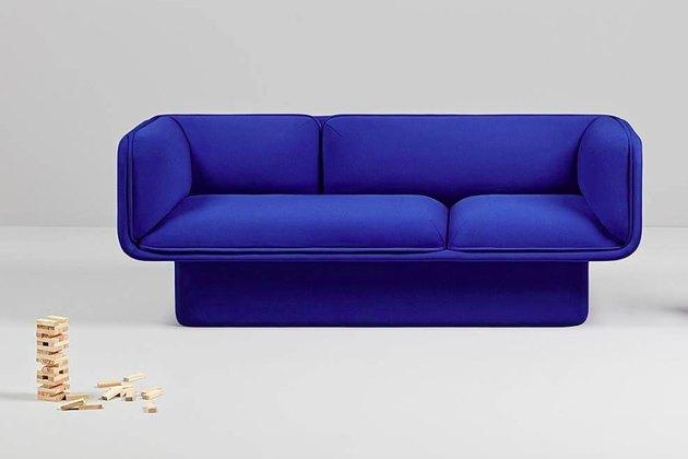 Studio Mut Blue Block Sofa, $6,928