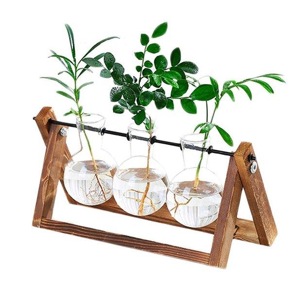kymake planter bulb vase