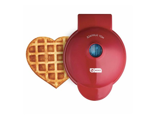 dash hearth mini waffle maker