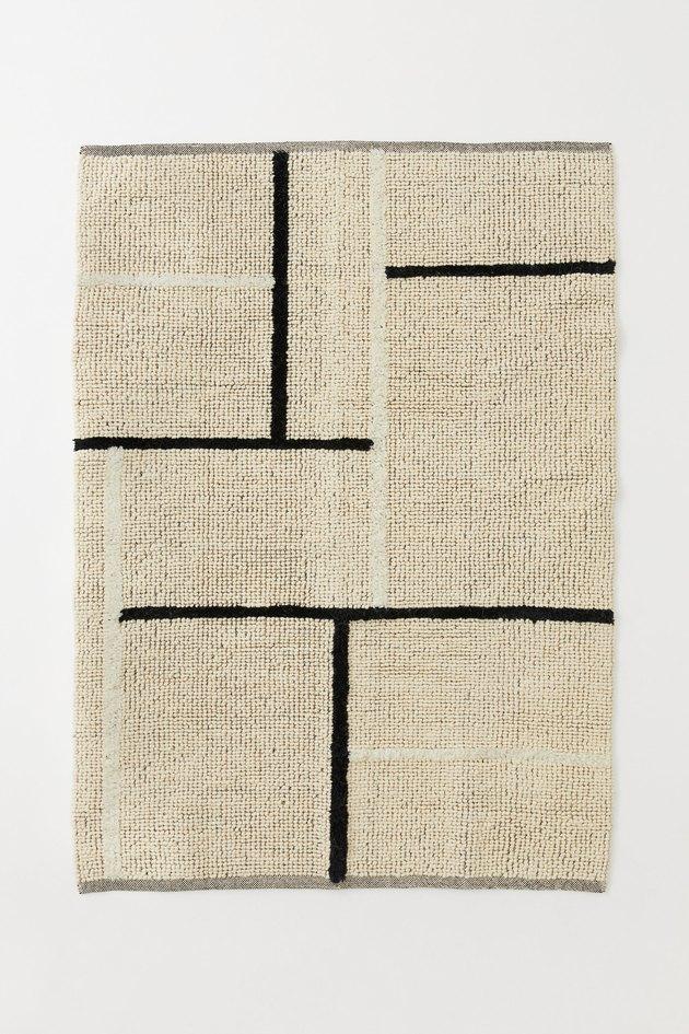 H&M Home Wool-blend Rug