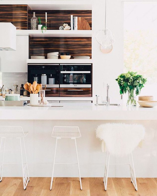 contemporary decor ideas for the kitchen