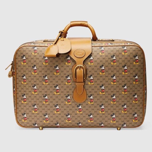 Disney x Gucci Suitcase, $3,200