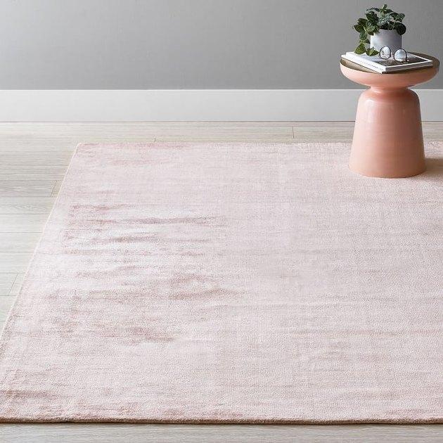 pink rug ideas