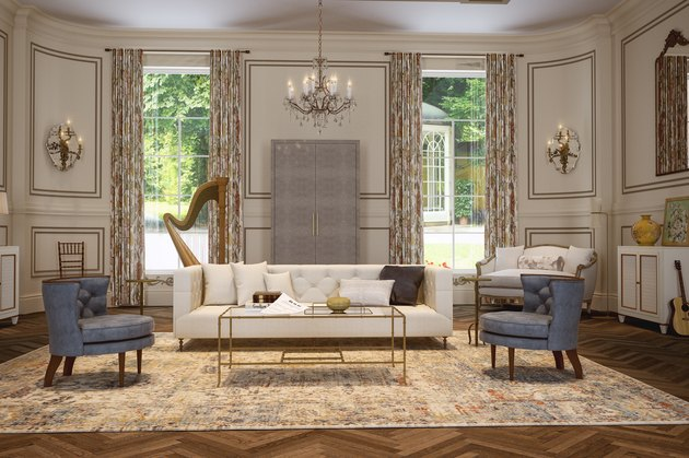 Sound of Music living room