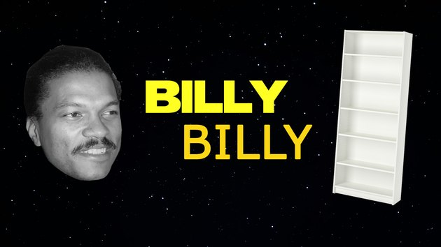 Billy Dee Williams and the Billy