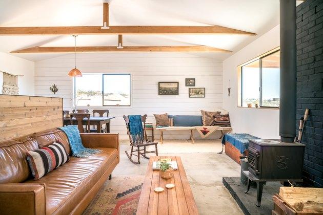 Joshua Tree cabin remodel