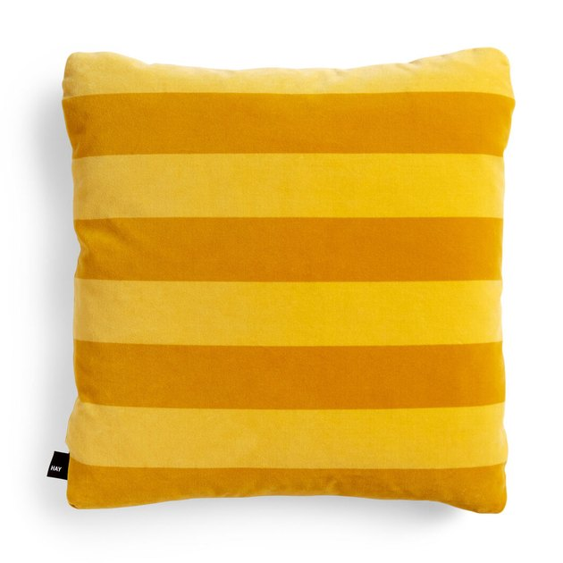 HAY Soft Stripe Cushion, $95