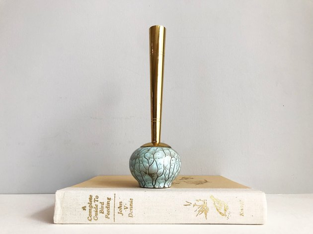 Midcentury bud vase
