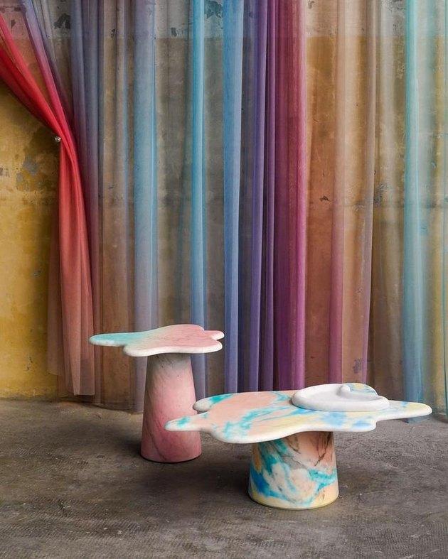 Federica Elmo/Bloc Studios Side Table, $2,800