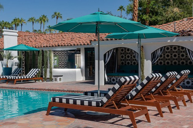 Villa Royale hotel in Palm Springs