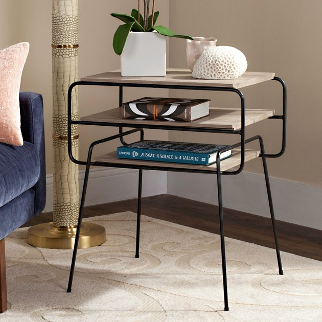 safavieh three tier end table