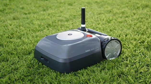 iRobot terra lawn-mowing robot