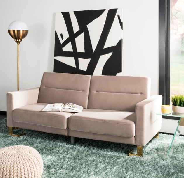 safavieh tribeca sofa bed