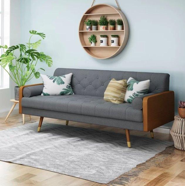all modern bel air sofa