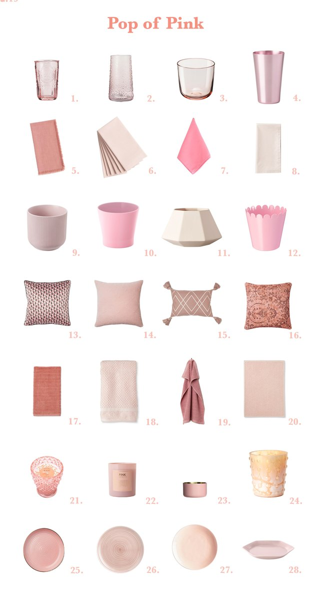 pink accessory sources