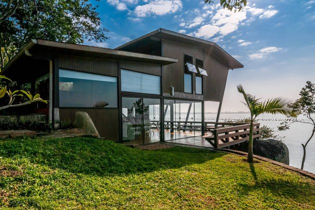 Private beach house in Santa Catarina, Brazil