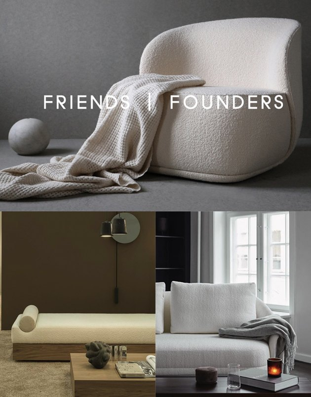 Textured Upholstery in Creamy Colors