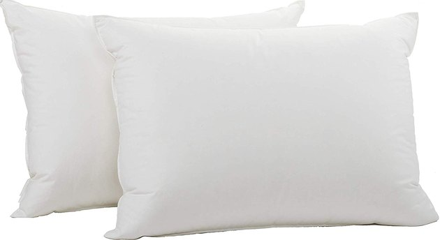 Coyuchi pillow