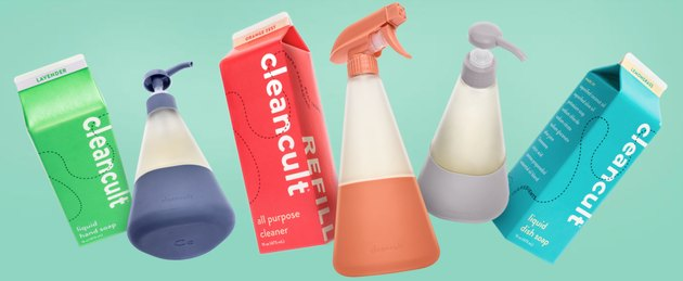 Cleaning Supplies Subscriptions