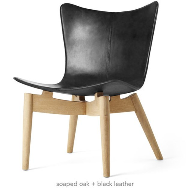 Mater leather chair