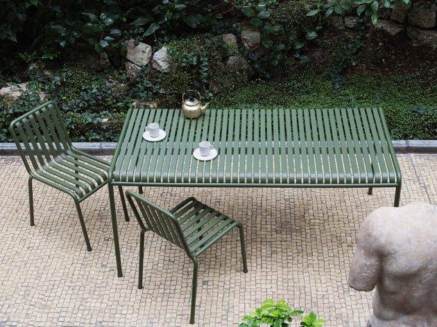 HAY outdoor table