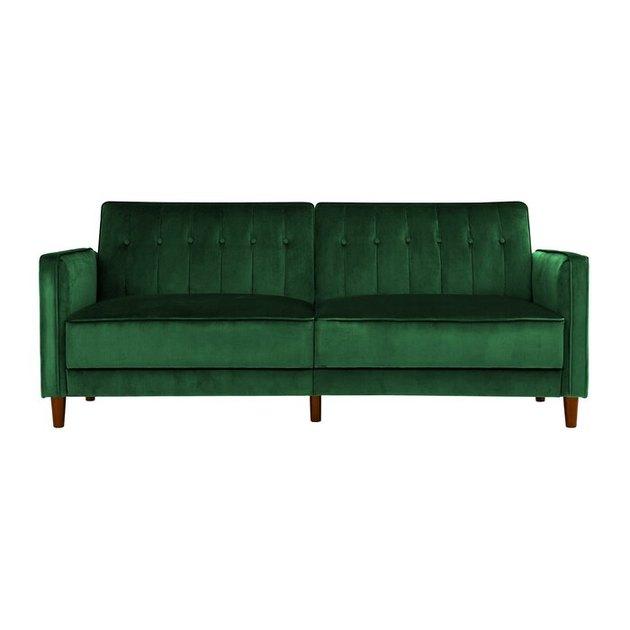 green velvet sleeper