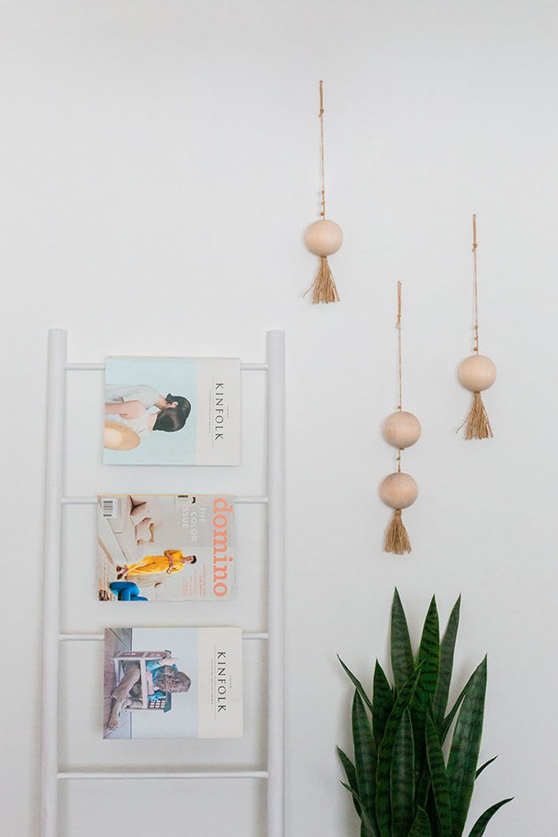Repeat the process for however many wall hangings you'd like to make.
