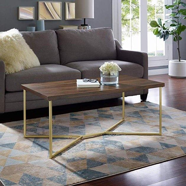 WE Furniture Coffee Table