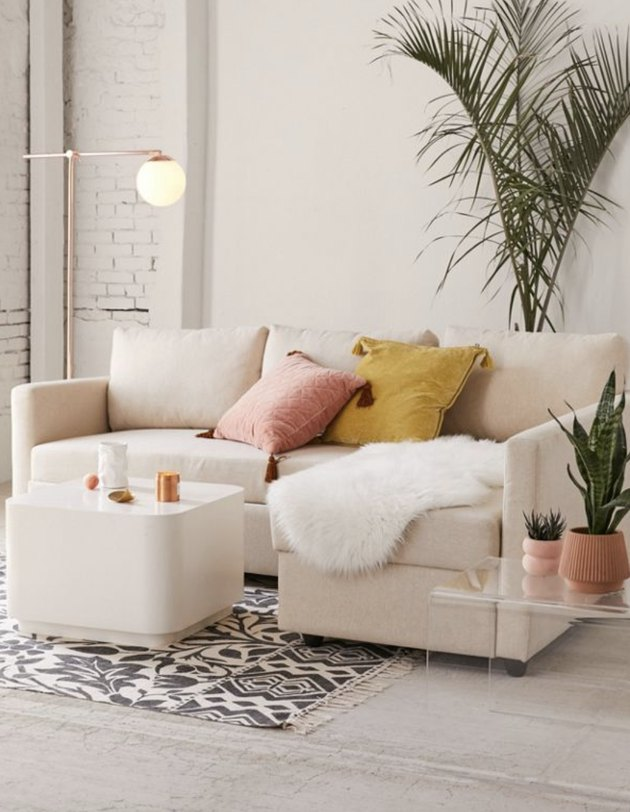 Urban Outfitters Pippa Sectional Sofa