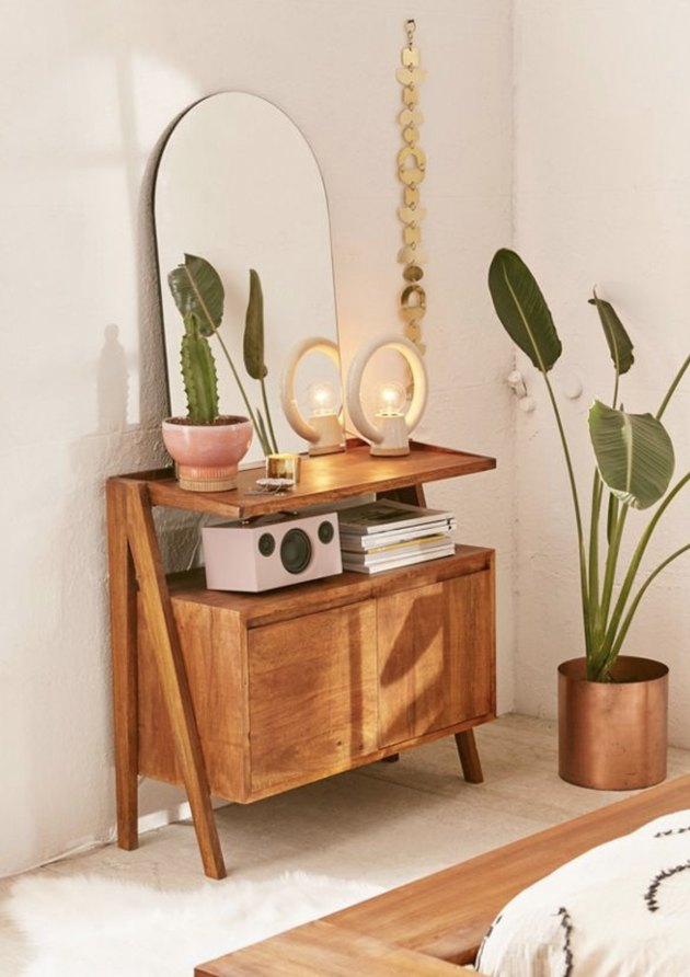 Urban Outfitters Modern Boho Media Stand