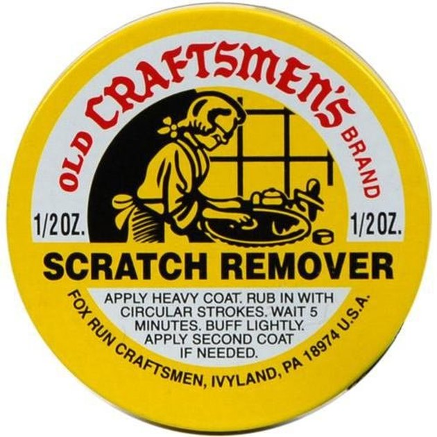 Old Craftsmen's Scratch Remover