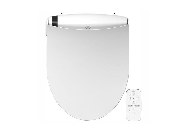 BioBidet DIB Electrical Bidet Seat for Elongated Toilet