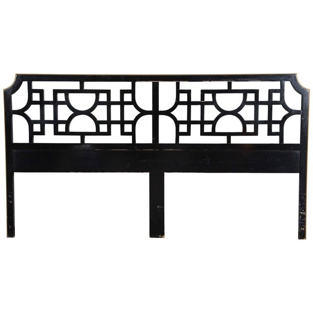 Chinoiserie, Fretwork Headboard (King)