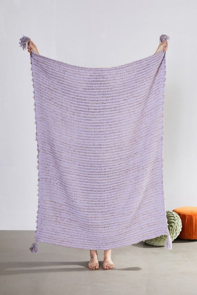 urban outfitters throw blanket