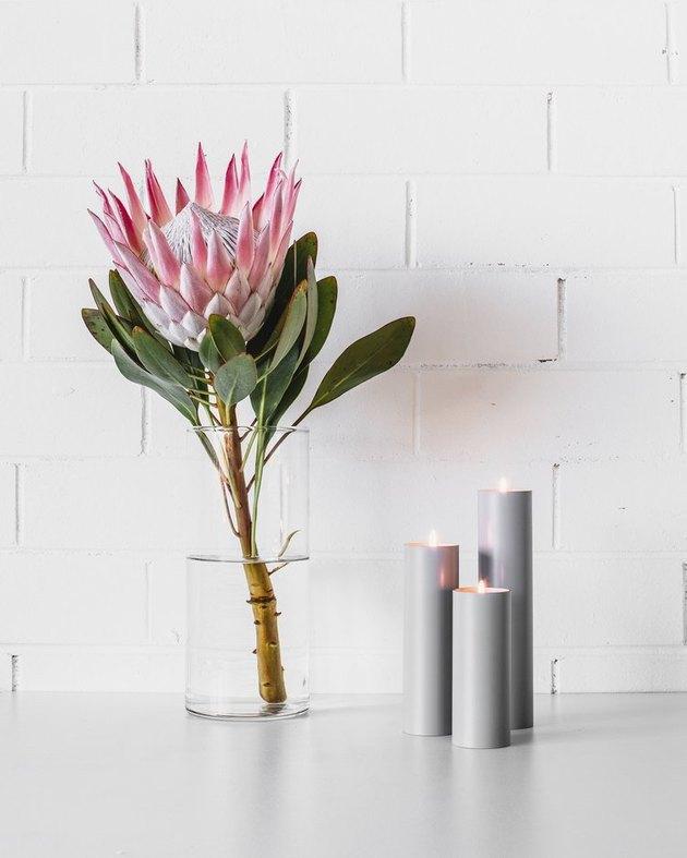 Australian brand Les Basic candleholders