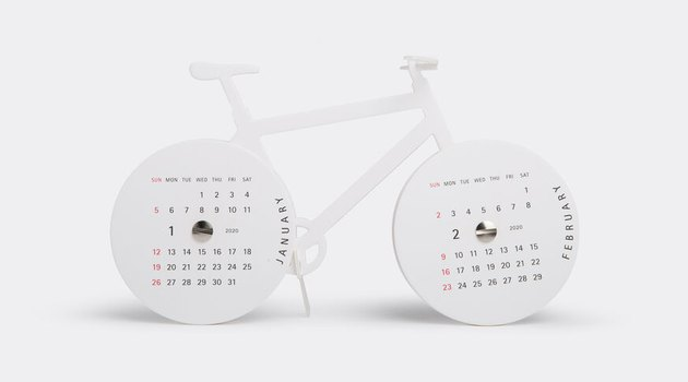 goodmorning Bike Calendar Kit