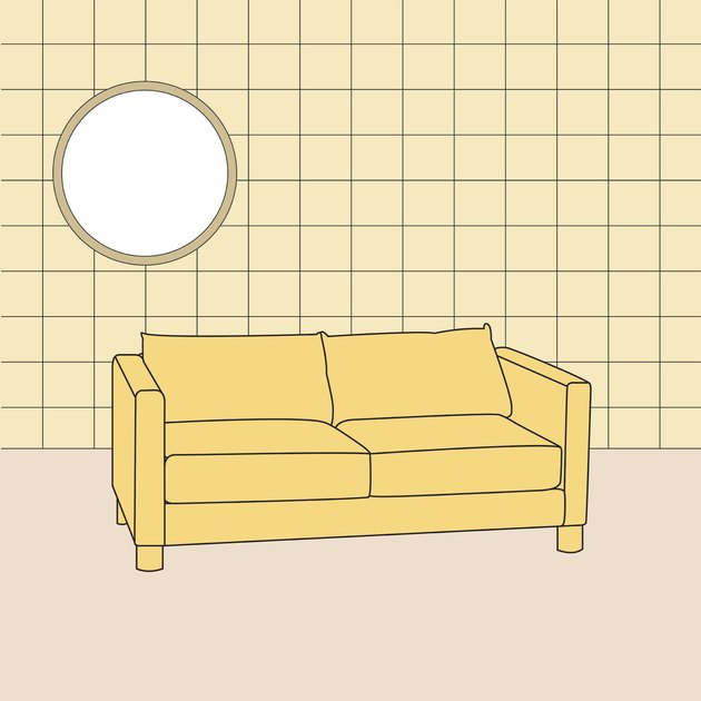 loveseat illustration