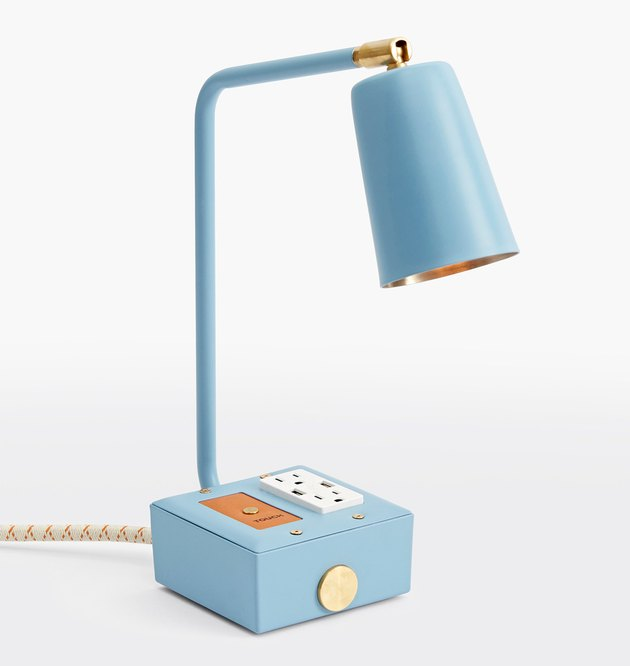 Rejuvenation Jax Tall Desk Lamp