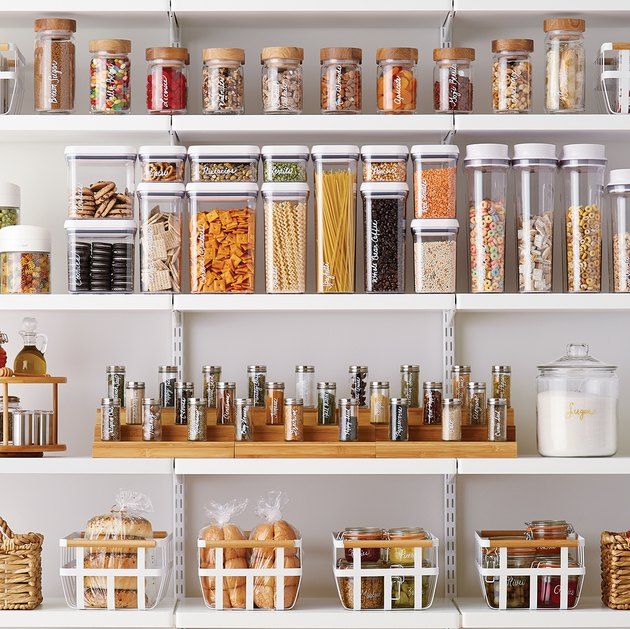 container store kitchen sale