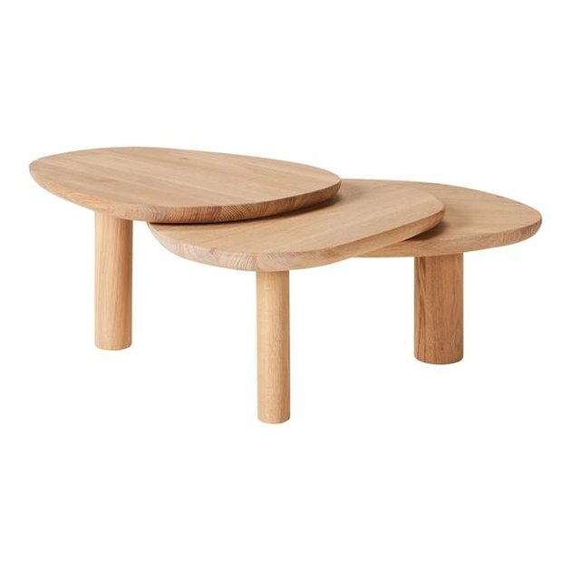 Bolia wood coffee table
