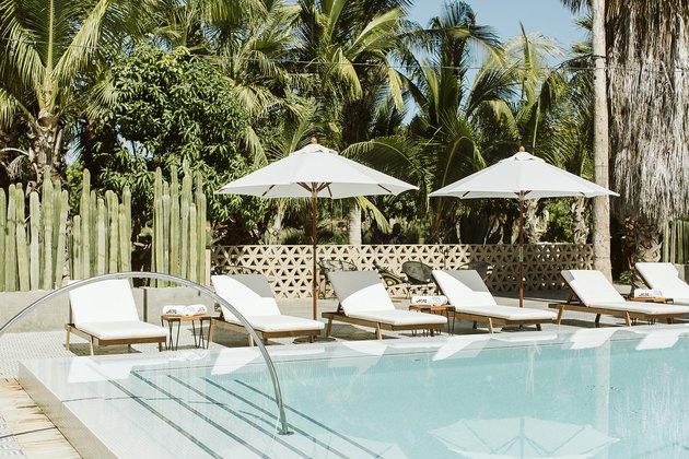 Acre Hotel Pool