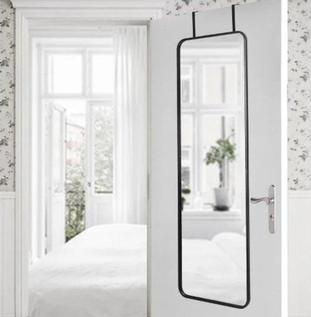target over-the-door mirror