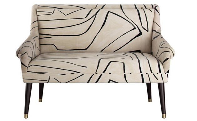one kings lane carson settee