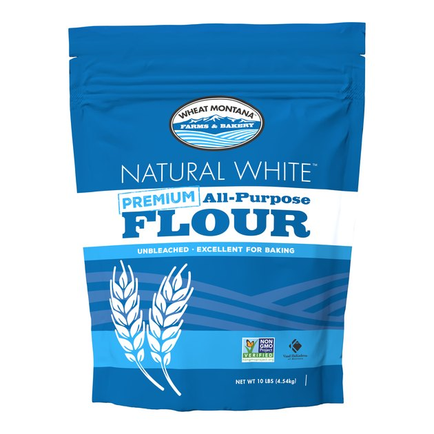 packet of flour