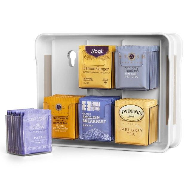 tea stand organizer
